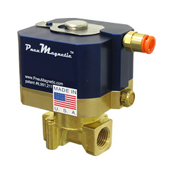 Revolutionary Solenoid Valve Actuator Reduces Valve Installation Costs By Up To 50%